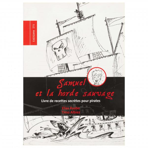 """Kochbuch """"Samuel und die wilde Horde"""""""