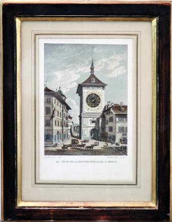 Bilderverkauf - La Tour de la grande horloge à Berne