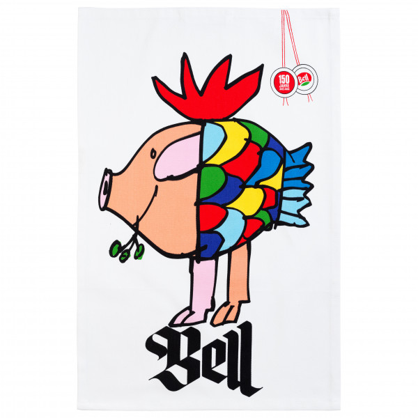"""Geschirrtuch Design """"Schweinchen"""""""