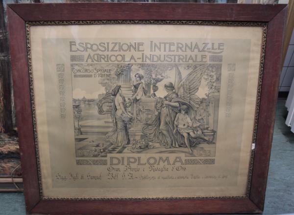 Bilderverkauf - Diploma